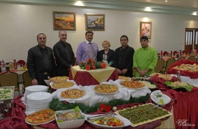 First Chef in Palestine was awarded at the Pilgrim Residence.